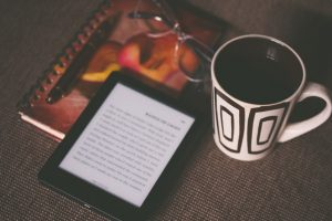E-Book and Coffee